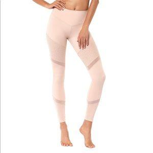 L'urv pink race ready legging workout yoga pant